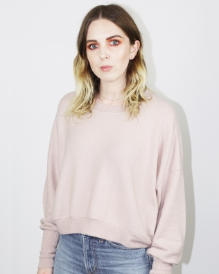 BeautifulPeople_CroppedSweater_Pink